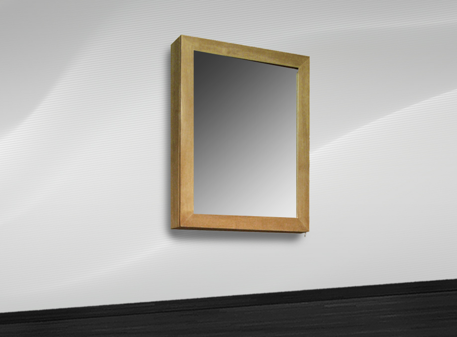 Mirrors and mirror cabinets | Teak Line Collection